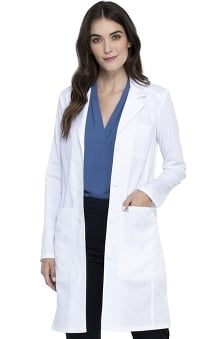 Revolution Tech by Cherokee Workwear Women's 36 Notch Lapel Lab Coat