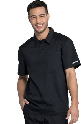 Revolution by Cherokee Workwear Men's Polo Shirt