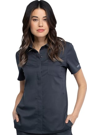 Revolution by Cherokee Workwear Women's Polo Shirt