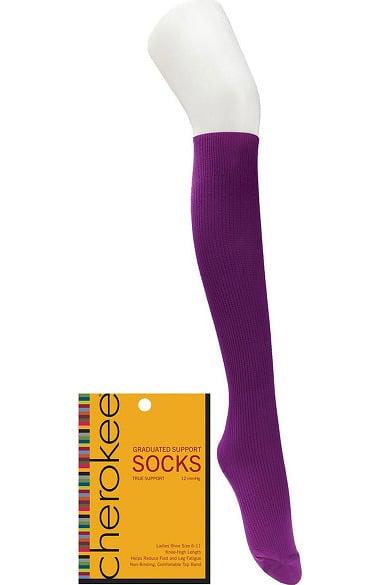 f210c2338 Cherokee Women s 8-10 mmHg Compression True Support Socks