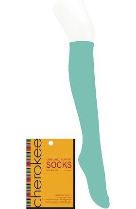 Footwear by Cherokee Women's True Support Socks