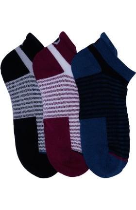 Asics Women's Cushion Low Cut Sock 3 Pack