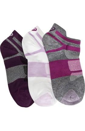 Asics Women's Quick Lyte Low Cut Socks 3 Pack