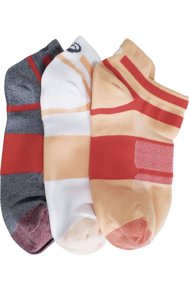 Asics - Lot chaussettes de 3 paires de chaussettes 3 Quick - Lyte Low Cut | ed5d564 - igoumenitsa.info