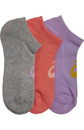 Asics Women's No Show Socks 6 Pack