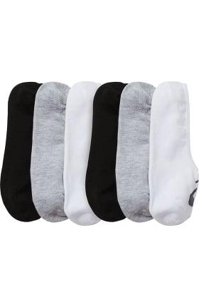 Asics Women's Low Cut Cushion Socks 3 Pack