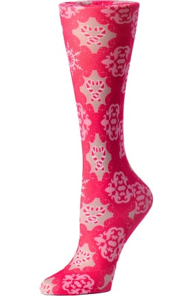 Clearance Cutieful Women's Nylon 8-15 mmHg Compression Sock