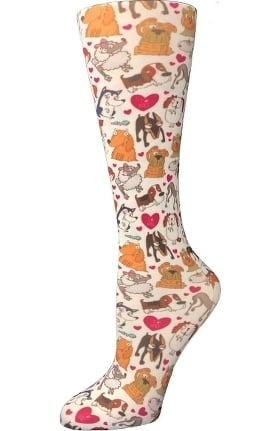 Cutieful Women's 10-18 Mmhg Compression Sock