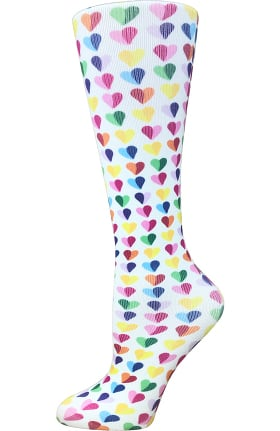 Cutieful Women's Wide 10-18 Mmhg Compression Sock