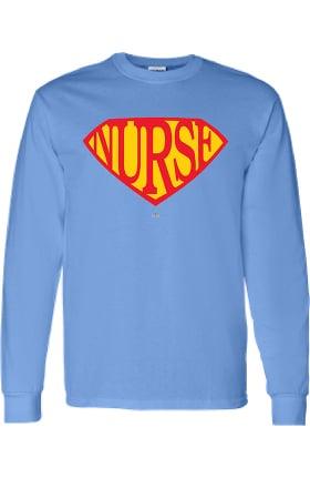 Cutieful Women's Long Sleeve Nurse Underscrub T-Shirt