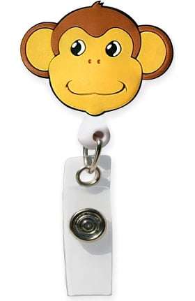 Clearance Cutieful Retractable Rubber Badge Reel