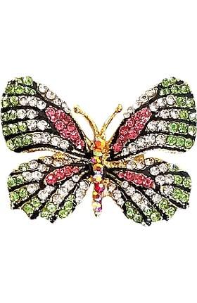 Cutieful Retractable Sparkle Badge Reel