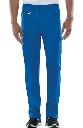 Clearance EDS Signature Stretch by Dickies Men's Zip Fly Pull-On Scrub Pant