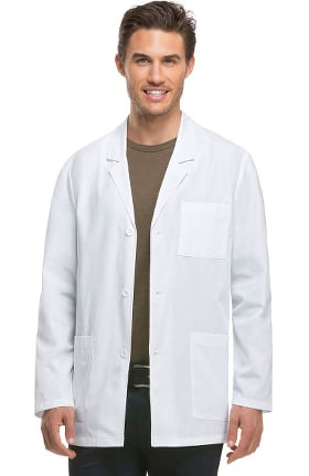 "Dickies Everyday Scrubs Men's 31"" Lab Coat"