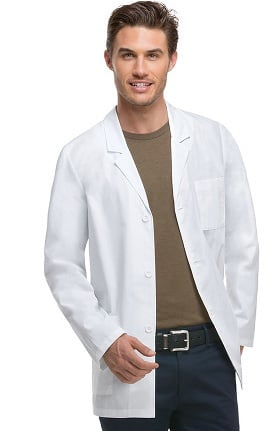 Everyday Scrubs Signature by Dickies Men's Consultation 31' Lab Coat