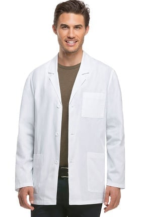 "Everyday Scrubs Signature by Dickies Men's Consultation 31"" Lab Coat"