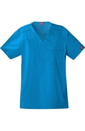 Clearance Gen Flex by Dickies Men's Youtility V-Neck Scrub Top