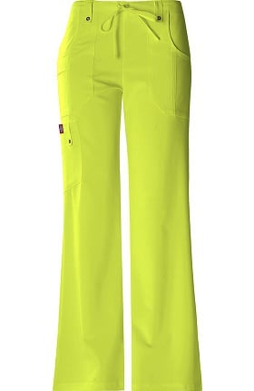 Clearance Xtreme Stretch by Dickies Women's Drawstring Scrub Pant