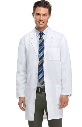 "Dickies Everyday Scrubs Unisex 37"" Lab Coat"
