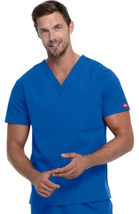 EDS Signature by Dickies Unisex V-Neck Top