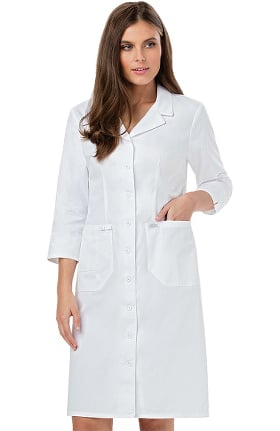 "Everyday Scrubs Signature by Dickies Women's Professional 40"" Lab Scrub Dress"