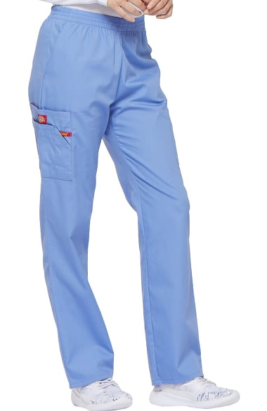 9b663971b6c Everyday Scrubs Signature by Dickies Women's Pull On Scrub Pant ...