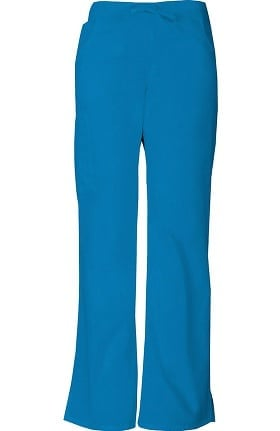 Everyday Scrubs Signature by Dickies Women's Mid Rise Drawstring Cargo Pant