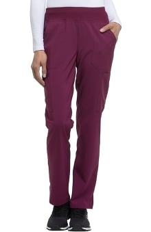EDS Essentials by Dickies Women's Knit Waistband Scrub Pant