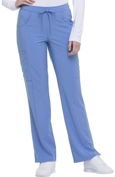 1a5ce3b3420 EDS Essentials by Dickies Women's Drawstring Cargo Scrub Pant