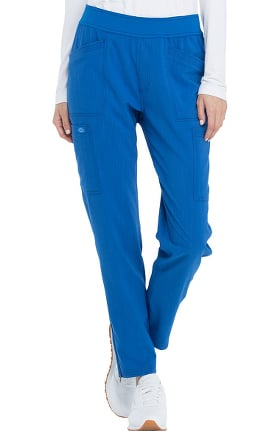 Clearance Advance by Dickies Women's Tapered Leg Pull-On Scrub Pant