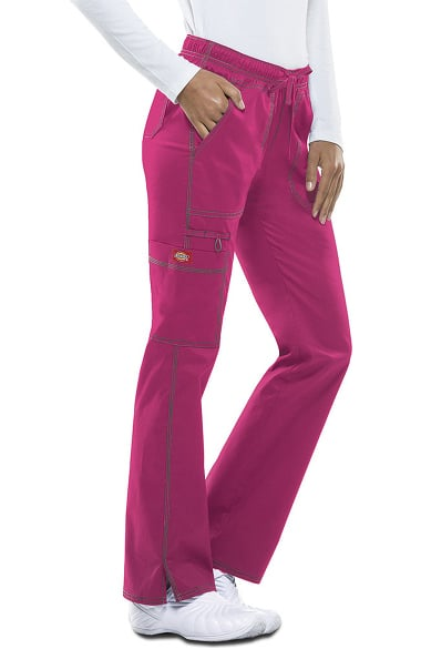 4545ba7f40d Clearance Women's Low Rise Straight Leg Scrub Pant