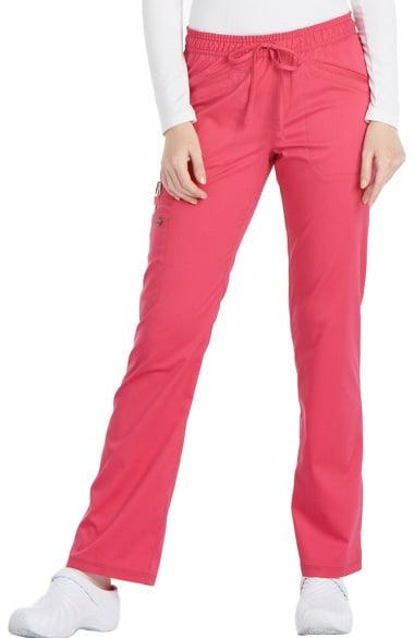 b1d52754895 Clearance Essence by Dickies Women's Straight Leg Drawstring Scrub Pant