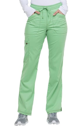 Clearance Essence by Dickies Women's Straight Leg Drawstring Scrub Pant