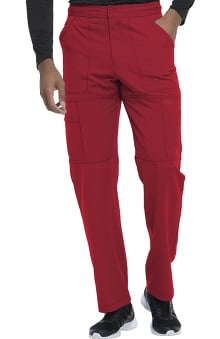 Dynamix by Dickies Men's Zip Fly Cargo Scrub Pant