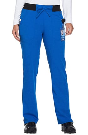 Clearance Xtreme Stretch by Dickies Women's Drawstring Straight Leg Scrub Pant