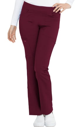 Balance by Dickies Women's Straight Leg Pull-On Scrub Pant