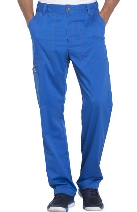 Essence by Dickies Men's Drawstring Zip Fly Scrub Pant