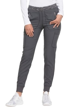 Dynamix by Dickies Women's Tapered Leg Drawstring Jogger Scrub Pant