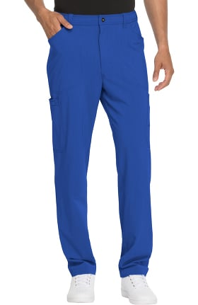 Clearance Advance by Dickies Men's Zip Fly Cargo Scrub Pant