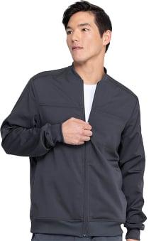 Balance by Dickies Men's Zip Front Jacket