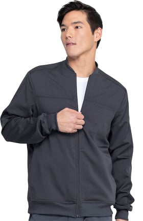 Balance by Dickies Men's Zip Front Jacket