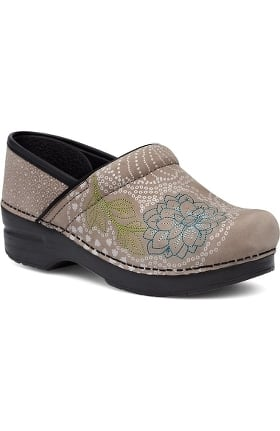 Dansko Women's Embroidered Pro Clog