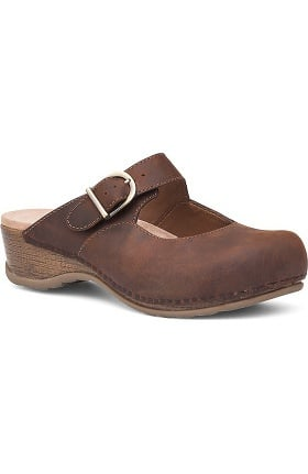 Dansko Women's Martina Open Back Mary Jane Clog