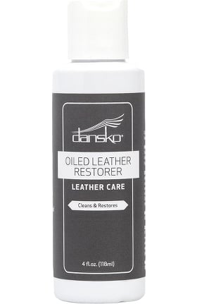 Shoe Care by Dansko Oiled Leather Restorer for Oiled Leather Shoes - 4 oz. Bottle Shoe Care
