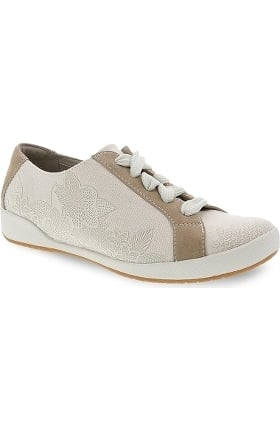 Dansko Women's Olisa Canvas Lace-Up Shoe