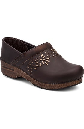 Clearance Professional Stapled Clog by Dansko Women's Patricia Clog