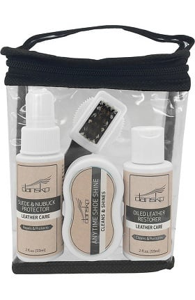 Shoe Care by Dansko  Leather Care Travel Kit