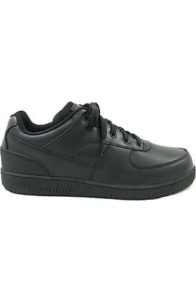 Genuine Grip Men's Black Athletic Work Shoe
