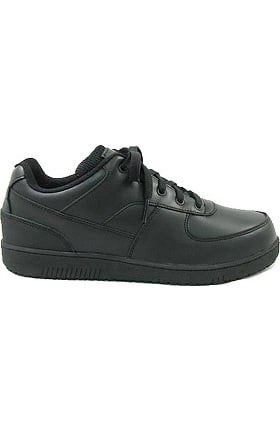 Genuine Grip Women's Black Athletic Work Shoe