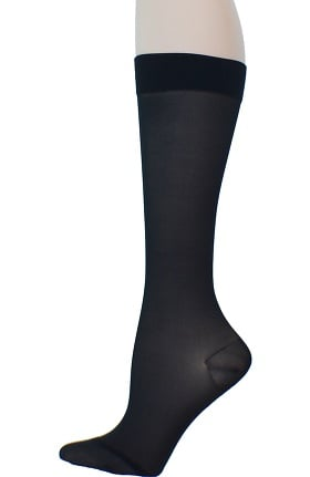 Global Health Women's Sheer 15-20 mmHg Compression Knee-High Support Stockings